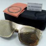 แว่นกันแดดคลิปออน K6451 54-19 134 <ปรอททอง>