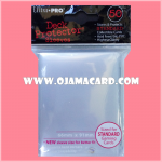 Ultra•Pro Standard Deck Protector / Sleeve - Clear 50ct.