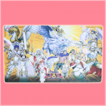 Yu-Gi-Oh! ZEXAL OCG Duelist Set Lightsworn Judgment Sneak Peek Playmat (Duel Field) 95%