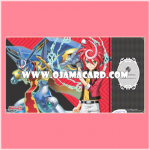 VG Fighter's Rubber Play Mat Collection Vol.24 - Chrono Shindou & Chronojet Dragon