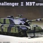 1/72 Challenger II MBT (KFOR) [Trumpeter]