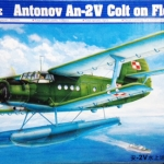 1/72 Antonov on Float