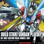 HGBF 1/144 Star Build Strike Gundam Plavsky Wing
