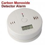 SD02-เครื่องตรวจจับควัน Carbon Monoxide Smoke Detector