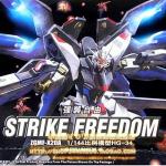HG SEED (34) 1/144 Strike Freedom Gundam