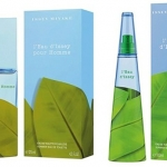 น้ำหอมเซ็ตคู่ Issey Miyake L'eau d Issey Summer 2012 for Men EDT 125ml. and Women EDT 100ml.