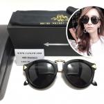 แว่นกันแดด Karen Walker Harvest Black 1101406