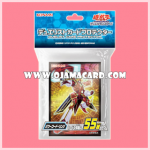 Yu-Gi-Oh! ARC-V Official Card Game Duelist Card Protector Sleeve - Powercode Link (SD33) 55ct.