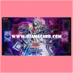 Yu-Gi-Oh! OCG Playmat / Duel Field - Rank-Up League 2017 Winter Season Tournament : Aleister the Invoker