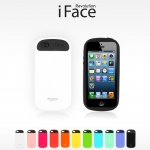 iFace : Revolution Case Perfect Fit, Streamline, Card Storage Cover for iPhone 5