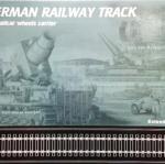 1/35 German Railway Track