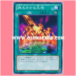 15AY-JPA31 : Burning Land / Blazing Earth (Common)