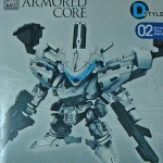 D-Style 02 ARMORED CORE Lineark White-Glint