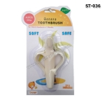 ST-036 แปรงสีฟัน กล้วย