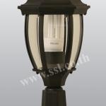โคมไฟหัวเสาสนามนอกบ้าน SL-11-5018S-BK