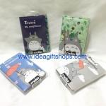 สมุดใส่พาสปอร์ต และบัตรต่างๆ ลาย Totoro โตโตโร่