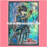Yu-Gi-Oh! 5D's OCG Duelist Card Protector / Sleeve - Yusei Fudo [Used] x3