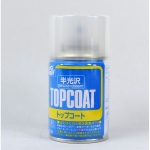 Semi-Gloss Seidenmatt TopCoat B-502 [Mr.Hobby]