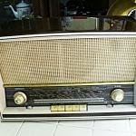 วิทยุหลอด saba triberg 125 ปี 1960/1961