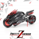 Pretty Armor [Bike] - Pretty Z Armor (Black)