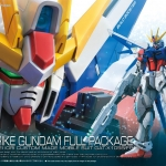 GAT-X105B/FP Build Strike Gundam Full Package (RG)