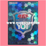 Yu-Gi-Oh! OCG Duelist Card Protector / Sleeve - Yu-Gi-Oh! Open Tournament Singapore 2017 (YOTSG2017) 70ct.