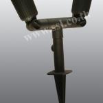 โคมไฟปักดิน,โคมฝังพื้น SL-12-4002-BK