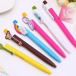 ปากกา Lovely Clip (ซื้อ 12 ชิ้น ราคาส่ง 12 บาท/ชิ้น)