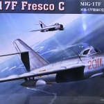 1/48 Mig-17F Fresco C [Hobby Boss]