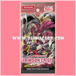 603 - Crimson Crisis [CRMS-JP] - Booster Pack