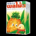 บัตรภาพ คำศัพท์ผลไม้ (Fruits)
