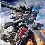 MG (009) 1/100 GAT-X105 STRIKE GUNDAM + I.W.S.P