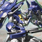 HG 1/144 GN Sword IV OO Qan[T] Conversion kit (Hobby Japan)