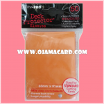 Ultra•Pro Standard Deck Protector / Sleeve - Orange 50ct.