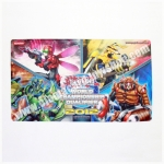 Yu-Gi-Oh TCG World Championship Qualifier 2012 Sneak Peek Playmat - Inzektors 95%