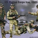 1/35 US Marine Corps Iraq 2003
