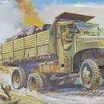 1/72 GMC CCKW-353 Dump Truck [Hasegawa]