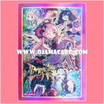 Yu-Gi-Oh! Duelist Card Protector Sleeve - Summer Go! Go! Carnival: The New Challengers [Ghostrick] 10ct.