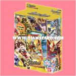 Battle Spirits X-Rare Pack : King Master Edition (BSC14-1) แบทเทิลสปิริตส์ เอ็กแรร์ แพ็ค 14 (ภาค 5 ชุดที่ 6) + X-Rare 10 ใบฟรี!!