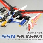 MG 1/100 Skygrasper [Momoko]