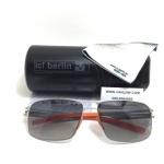 แว่นกันแดด ic berlin model elena t. pearl 61-16 <เงิน>