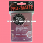 Ultra•Pro Pro-Matte Standard Deck Protector / Sleeve - Blackberry 50ct.