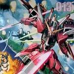 MG (013) 1/100 ZGMF-X19A Infinite Justice Gundam