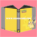 Ultra•Pro Pokémon Pikachu 9-Pocket PRO-Binder