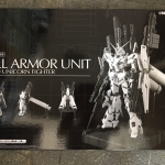 Full Armor Unit for PG 1/60 RX-0 Unicorn Fighter [Daban]