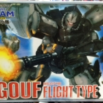 HG 1/144 Gouf Flight Type