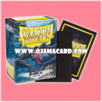 Dragon Shield Standard Size Card Sleeves - Black • Matte 100ct.