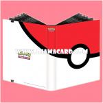 Ultra•Pro Pokémon Poké Ball 9-Pocket PRO-Binder