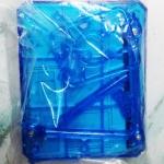 ฐานตั้งใส แบบหนีบเอว [Clear Blue]
