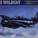 1/48 FM-2 Wildcat [Hobby Boss]